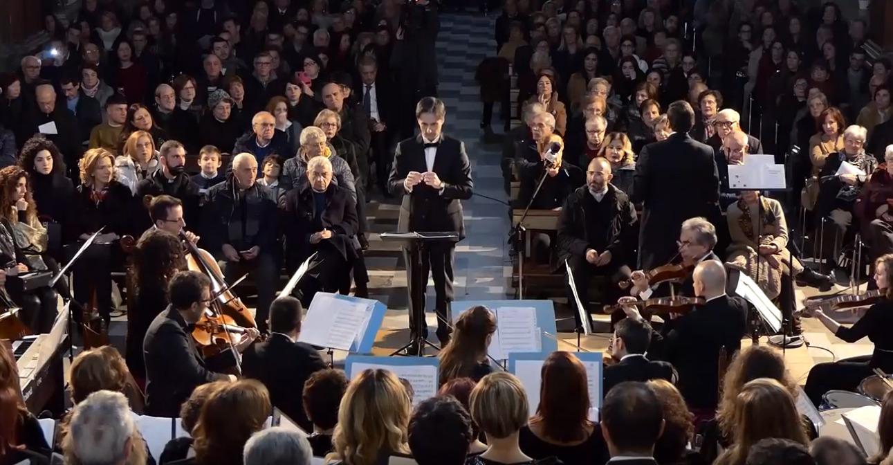 XXVII Concerto di Natale dell' Orchestra Da Camera