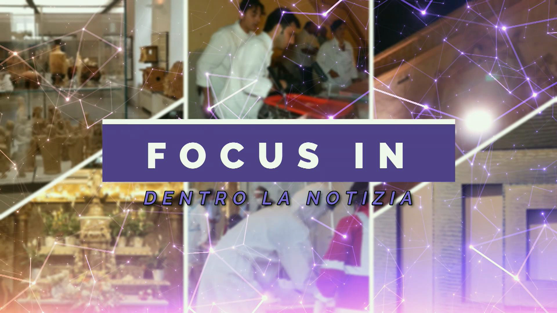 FOCUS IN - Dentro la notizia
